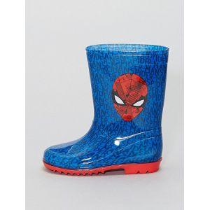 Bottes de pluie 'Spider-man'