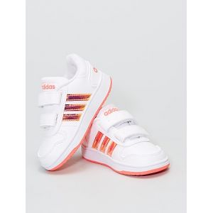 Baskets basses 'adidas hoops 2.0 CMF I' blanc - Taille 27