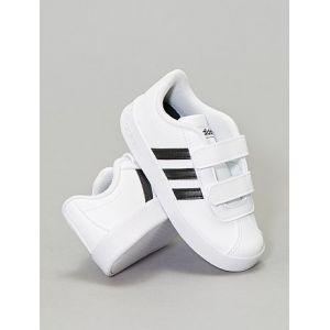 Baskets 'adidas VL Court 2.0 CMF I' blanc - Taille 27