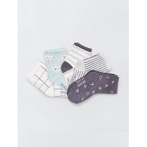 Lot 5 paires de chaussettes éco-conçues koala - Taille 17/18
