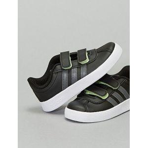 Baskets 'adidas VL Court 2.0' noir - Taille 27