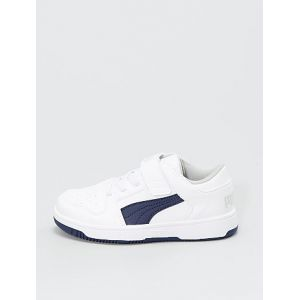 Baskets basses 'Puma' blanc - Taille 29