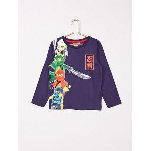 T-shirt Lego Ninjago Samouraï bleu marine - Taille 4A