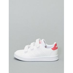 Baskets à scratch 'adidas Advantage C' rose - Taille 32