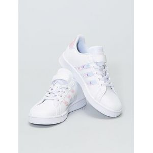 Baskets basses 'Adidas GRAND COURT C' blanc - Taille 30