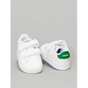 Baskets 'adidas Advantage' blanc - Taille 27