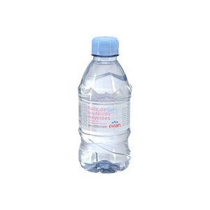 Eau minérale Evian bouteille 33 cl - Carton de 24