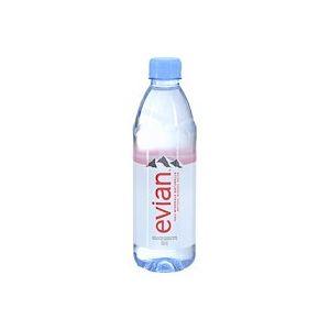 Eau minérale Evian Prestige bouteille 50 cl - Carton de 24