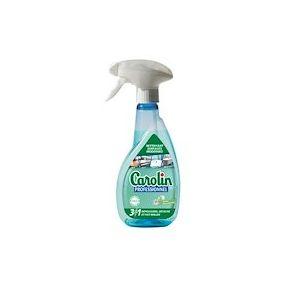Nettoyant spray surfaces modernes 3 en 1 Carolin - spray 400 ml