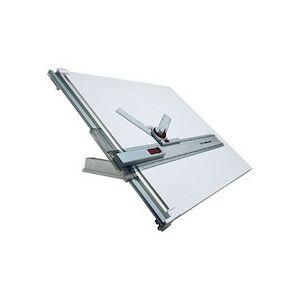 Planche à dessin A2, une planche à dessin pelliculée