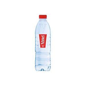 Eau Vittel bouteille 50 cl - Carton de 24