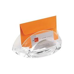Range lettres design cristal 2 compartiments