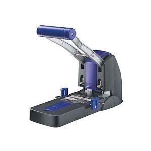 Perforateur gros travaux 2 trous P2200 Rapesco - capacité 150 feuilles - noir