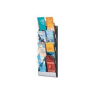 Présentoir mural 4 cases Intégral pour formats A5