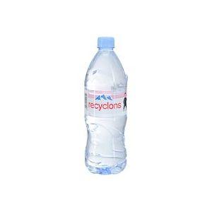 Eau minérale Evian bouteille 1 litre - Carton de 12
