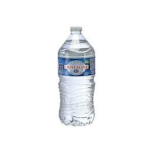 Eau Cristaline - bouteilles de 1 L - carton de 12