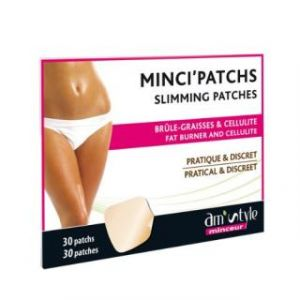 PATCH MINCEUR (LOT DE 30 PATCHS)