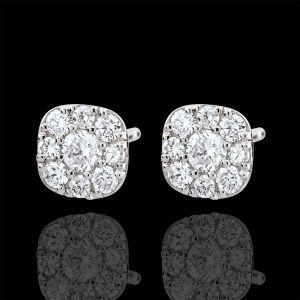 Boucles d'oreilles diamants Lavia
