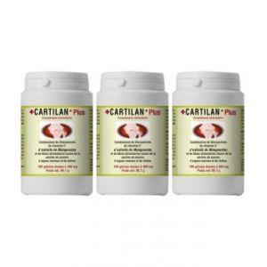 Lot de 3 Cartilan Plus 3x180 Han-biotech