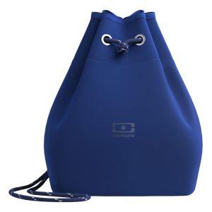 Sac Bento isotherme E-Zy ariaprène bleu 33 x 28 cm Bleu Monbento
