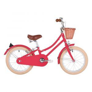 Vélo enfant Gingersnap 16' Bobbin x Smallable Rouge cerise