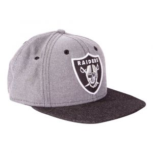 Casquette 9 Fifty Oakland Riders Gris