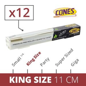 cones basic king size x 12