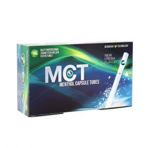 boite de 100 tubes menthol mct avec filtre x 1