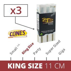 cones joy box king size x 3