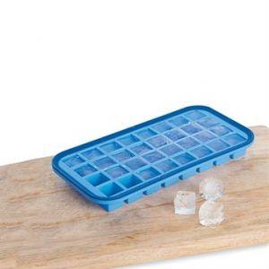 Bac à glaçons silicone souple démoulage facile 32 cubes Mathon