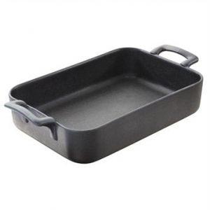 Plat rectangulaire Belle Cuisine Effet Fonte 19 cm Revol