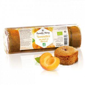 Nonnettes au miel et abricot - 1 paquet