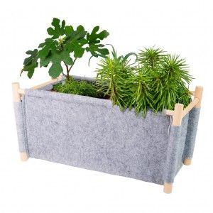 Jardinière sandbox