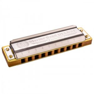 HOHNER MARINE BAND DELUXE C