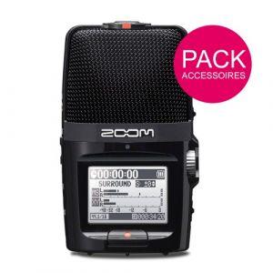 ZOOM H2N + PACK ACCESSOIRES