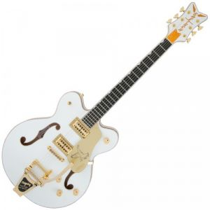 GRETSCH GUITARS G6636T PLAYERS EDITION FALCON WHITE