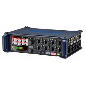 ZOOM F8 ENREGISTREUR 8 PISTES BROADCAST PORTABLE
