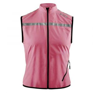Gilets Silva Visibility Vest - Pink - Taille 40