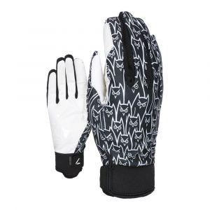 Gants Level Pro Rider - Black / White - Taille XXS