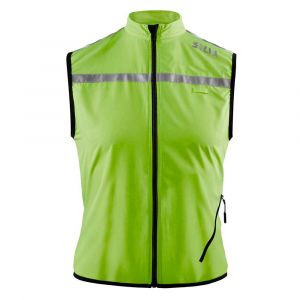 Gilets Silva Visibility Vest - Green - Taille 38