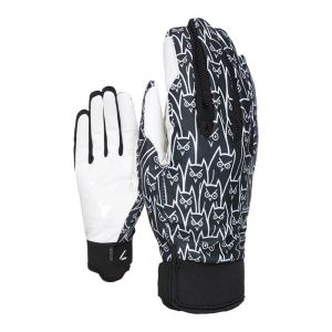 Level Pro Rider XS Black / White - Black / White - Taille XS