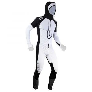 Vertical Aeroquest Mp+ Suit L White Black - White Black - Taille L