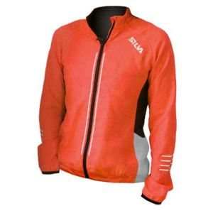 Vestes Silva Runners Visibility - Orange - Taille 42