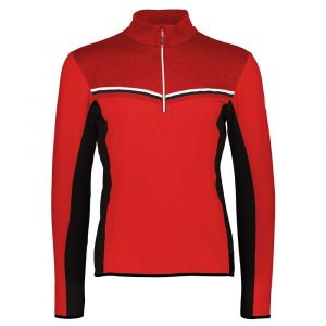 Polaires Cmp Ultralight Sweat Fleece S Ferrari - Ferrari - Taille S