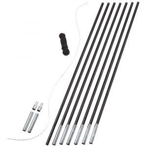Accessoires et pièces de rechange Easycamp Pole Diy Set 8.5 Mm - Taille One Size