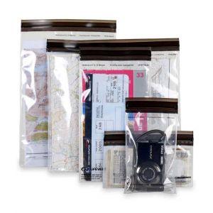 Sacs étanches Lifeventure Dristore Loctop Bags For Valuables - Transparent - Taille One Size