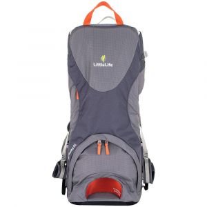 Littlelife Cross Country S4 Child Carrier One Size Grey - Grey - Taille One Size