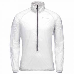 Black Diamond Deploy Wind Shell L Alloy - Alloy - Taille L