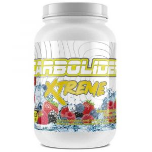 Fullgas Carbolider Xtreme Long Energy 1.5kg Wild Berry - Taille Wild Berry