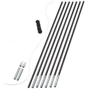 Accessoires et pièces de rechange Easycamp Pole Diy Set 12.5 Mm - Taille One Size